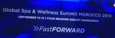 Forte médiatisation Du Global SPA and Wellness Summit