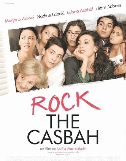Rock the Casbah en compétition au Festival du film arabe de Berlin