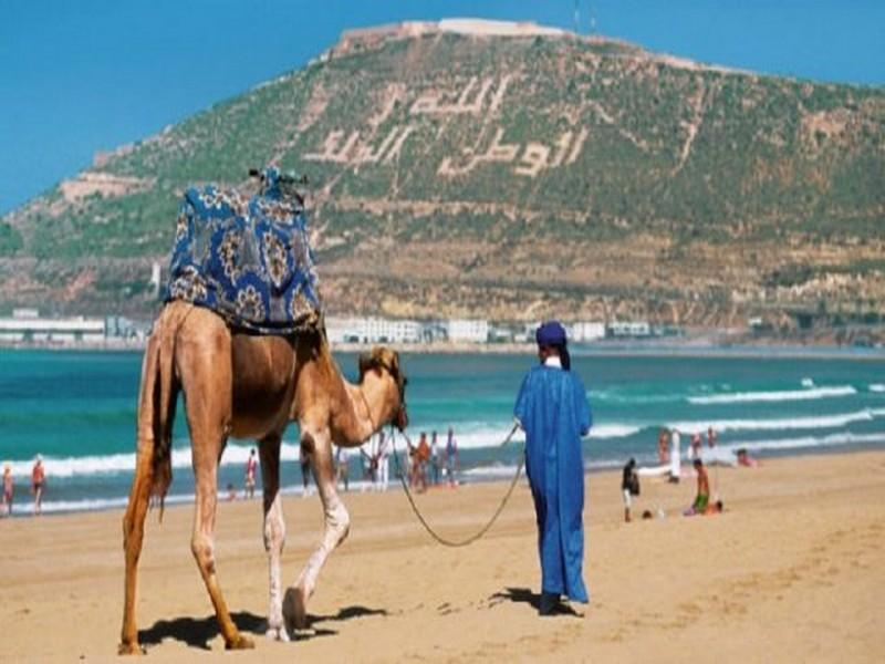Agadir Records 4.5 Million Overnight Stays in 10 Months
