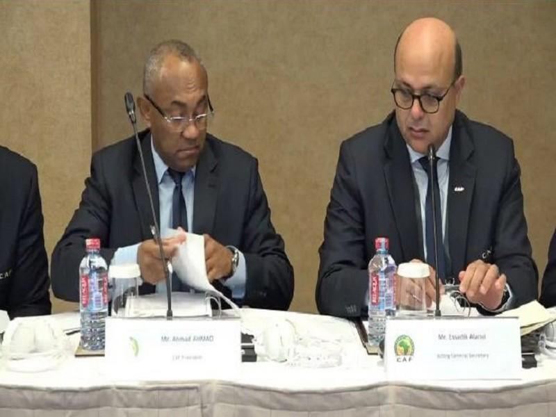 Officiel. La CAF retire l'organisation de la CAN 2019 au Cameroun