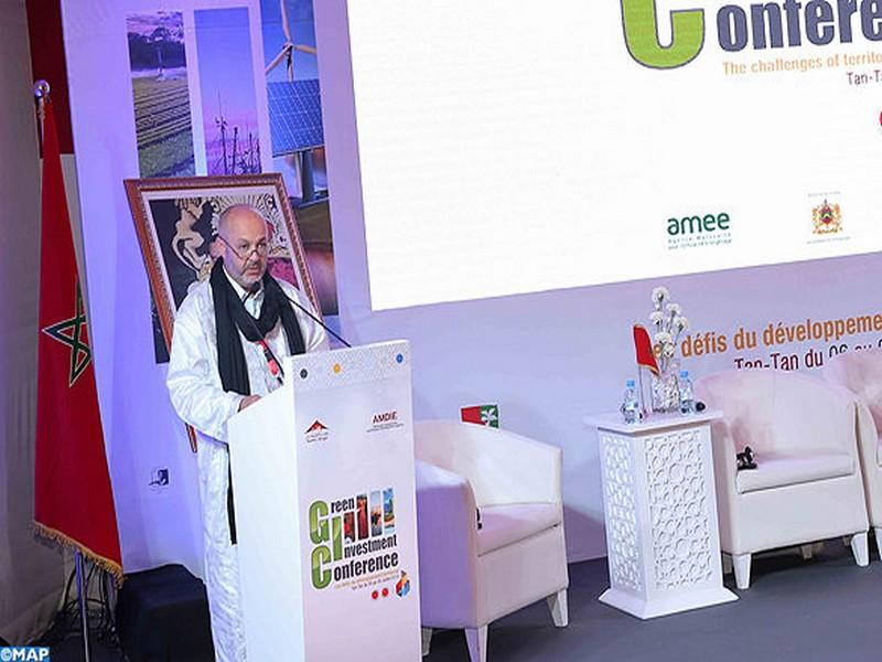 MOUSSEM DE TANTAN 2018 - GREEN INVESTMENT CONFERENCE