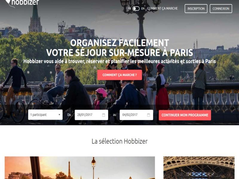 Hobbizer, la start-up qui veut