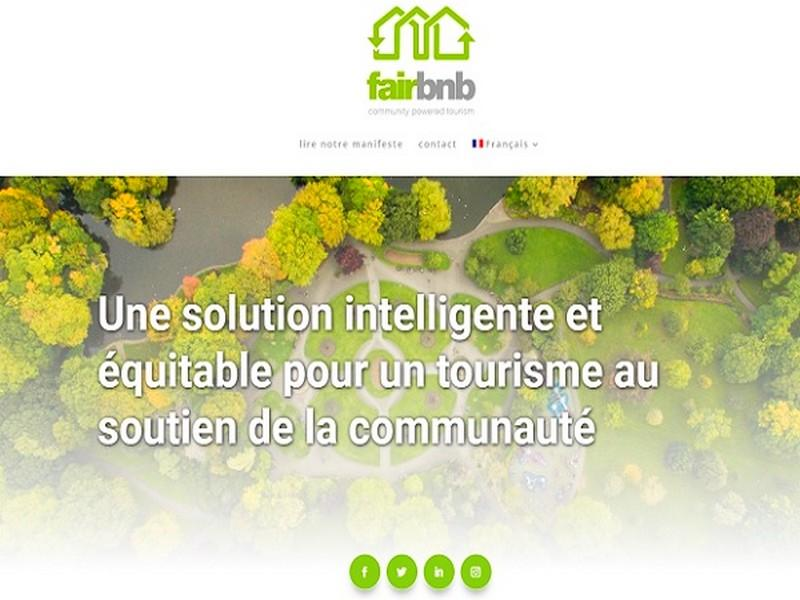 Start-up : qui est Fairbnb, le nouveau concurrent
