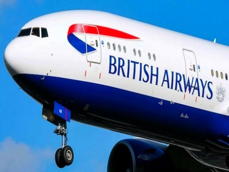 Avis aux usagers de la compagnie British Airways