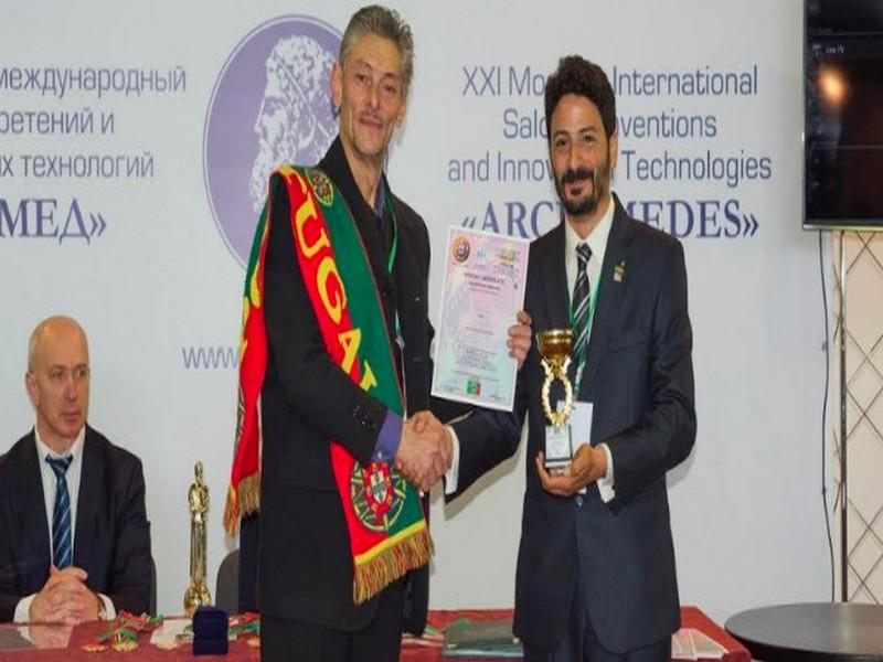 Invention: le Marocain Majid El Bouazzaoui rafle quatre distinctions internationales