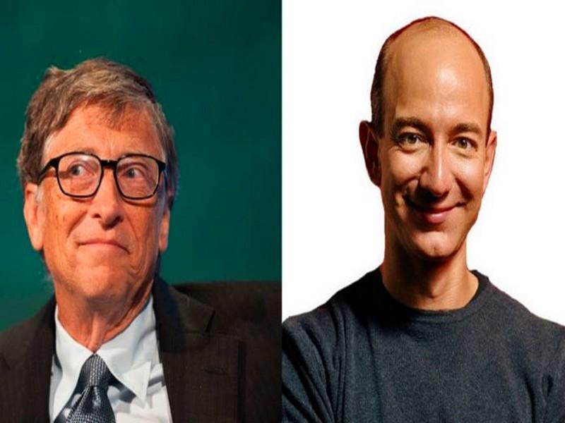 Fortunes : Jeff Bezos double Bill Gates