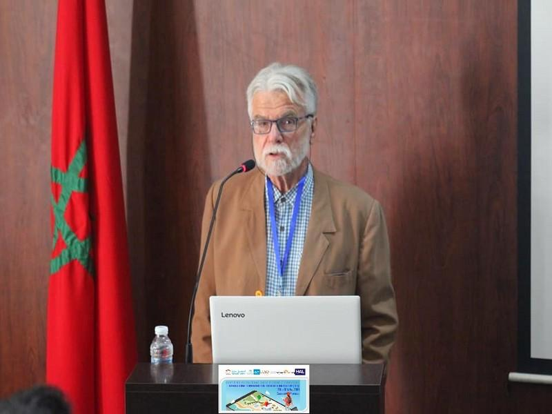 2ème édition  de la CONFERENCE INTERNATIONALE TOURISME & L'INNOVATIONS : L'INGENIERIE ET LE DESIGN EN TANT QUE STRATEGIE D'INNOVATION ET DE CREATION POUR UN TOURISME IDENTITAIRE ET DURABLE POUR DES MARCHES CHANGEANTS!  Patrick SIMON AMDGJB