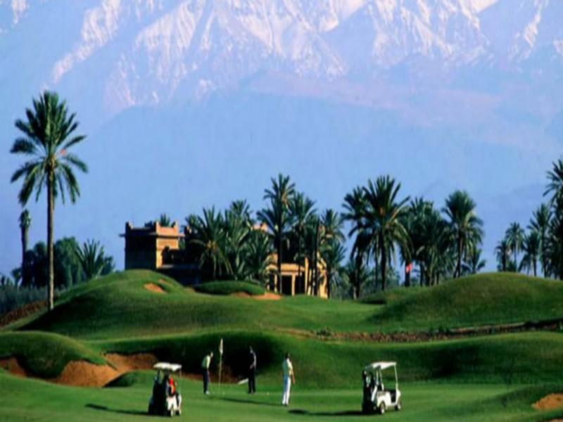 Marrakech Palm World Vacation lance son trophée de golf