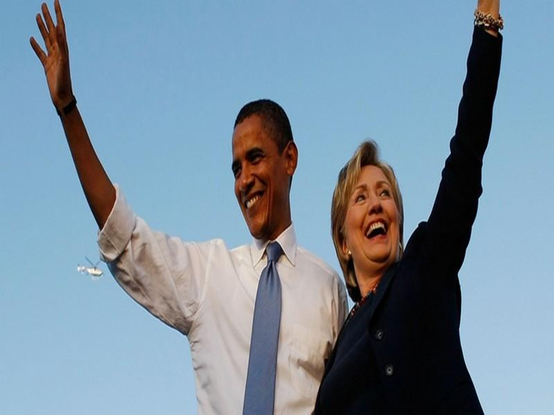 Maison Blanche: Obama soutient officiellement Hillary Clinton