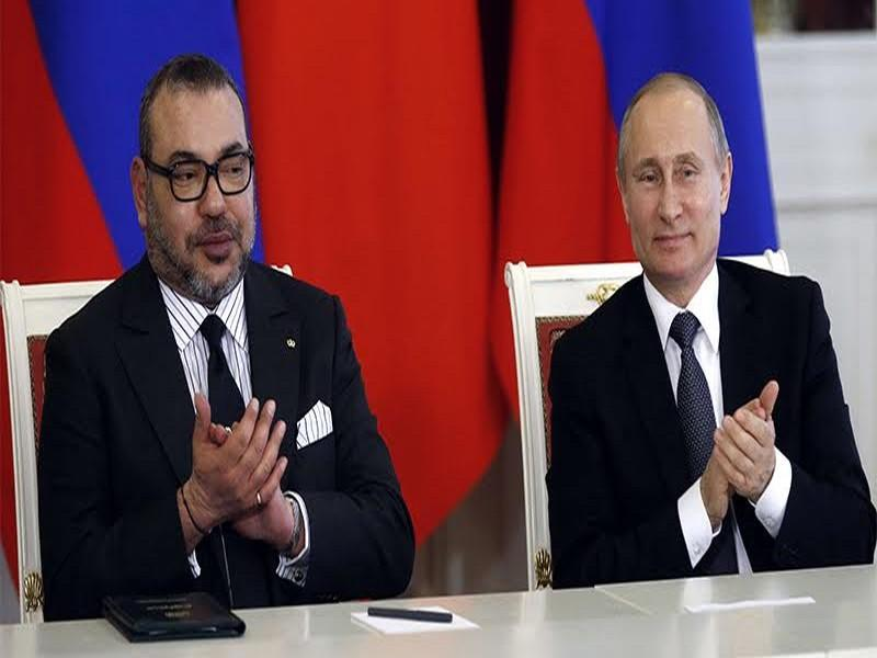 Maroc-Russie : Sept conventions conclues