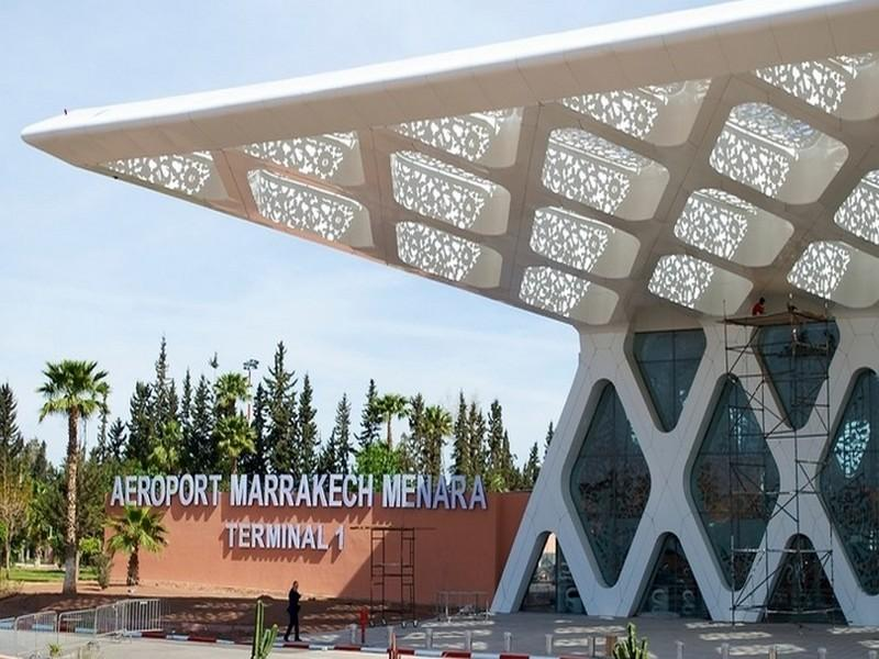 La ligne Marrakech Ménara-Paris Orly en tête des destinations aériennes nationales et internationales