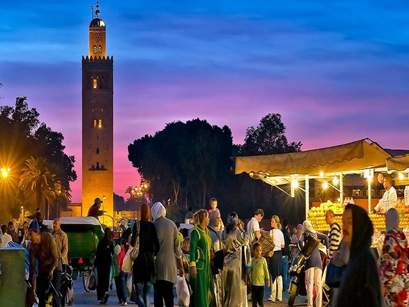 Marrakech, meilleure destination internationale du tourisme des affaires