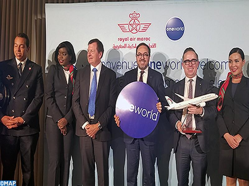 Royal Air Maroc rejoint l'alliance mondiale