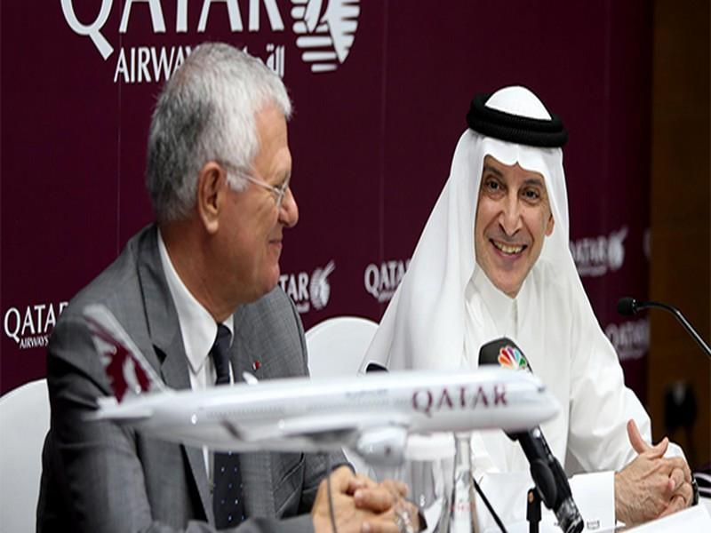 Qatar Airways dans le capital de RAM ?