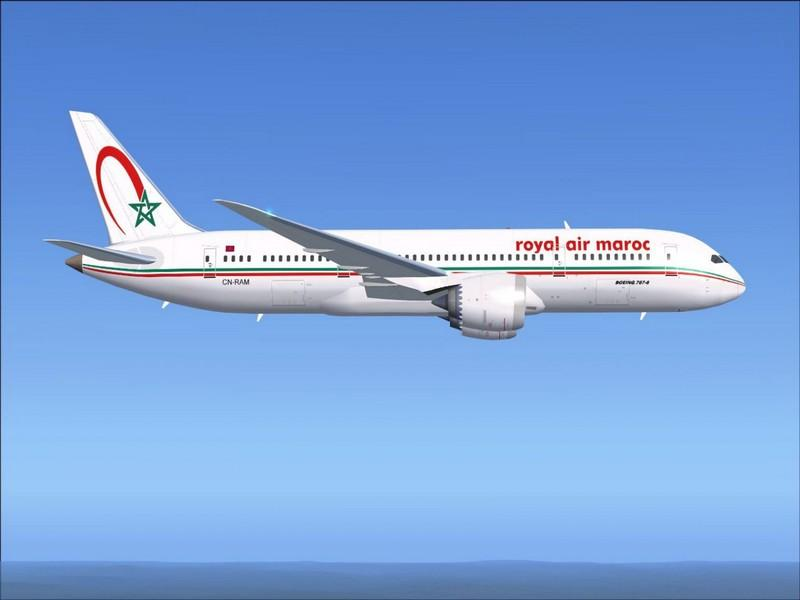 Royal Air Maroc,