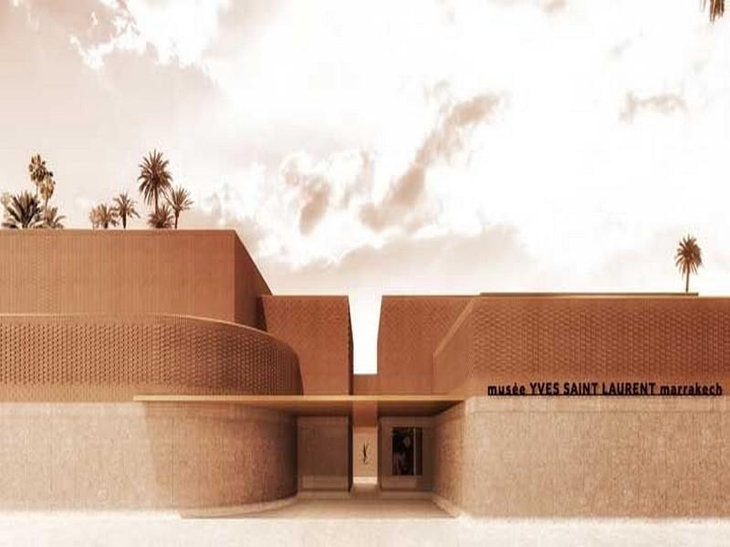 Project of the Week: Musée Yves Saint Laurent, Marrakech, Morocco