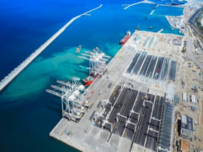 Tanger Med 2. APM Terminals traite un million d'EVP en moins d'un an