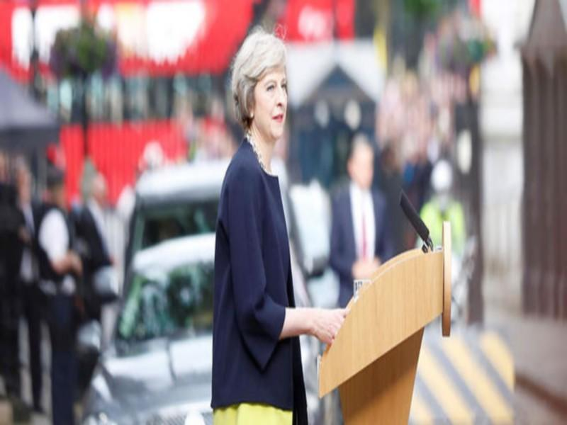 Royaume-Uni : Theresa May dévoile son gouvernement