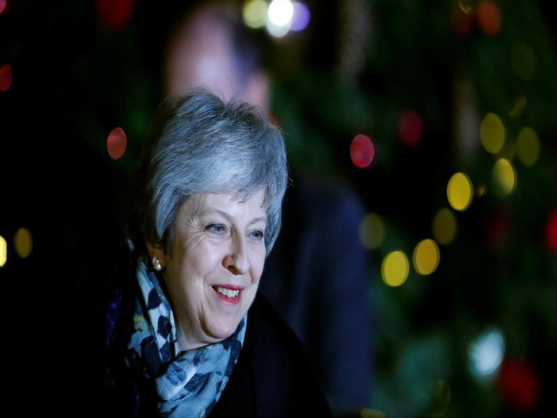 Brexit : Theresa May remporte le vote de défiance
