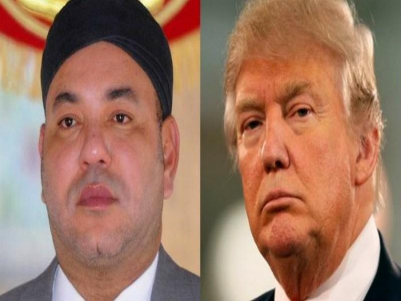 Le message du roi Mohammed VI à Trump