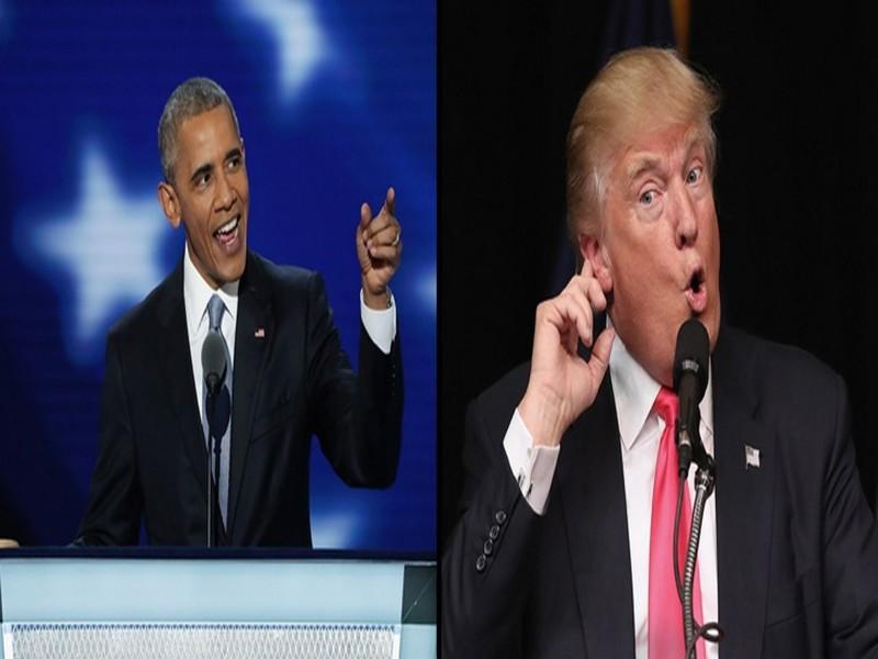 USA: Trump accuse Obama d'avoir