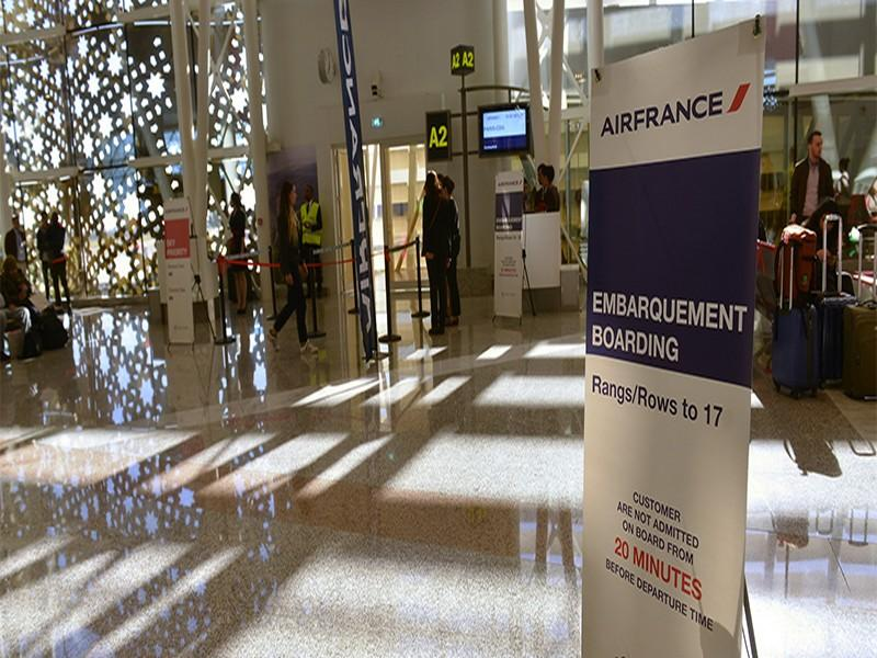 DIAPO / Marrakech : Air France débarque?!