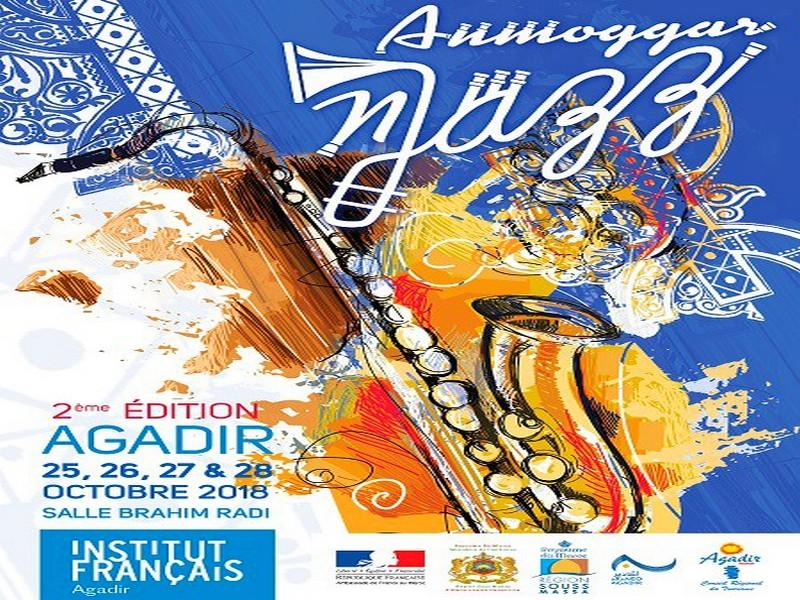 ANMOGGAR N JAZZ, Festival International de Jazz
