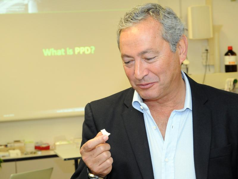 Exclusif  Oued Chbika Interview De Mr Samih Sawiris PDG D'orascom Development Holding