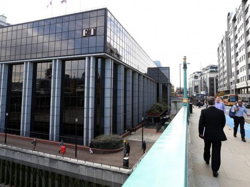 Le Groupe Financial Times vise